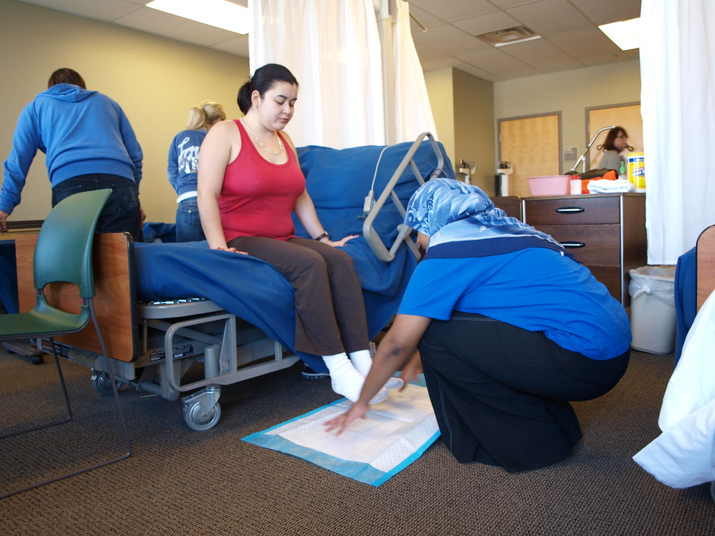 California Nurse Assistant Competency Examination - Red Cross