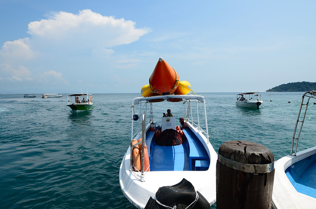 2012.03.31 Kota Kinabalu / Sapi Island