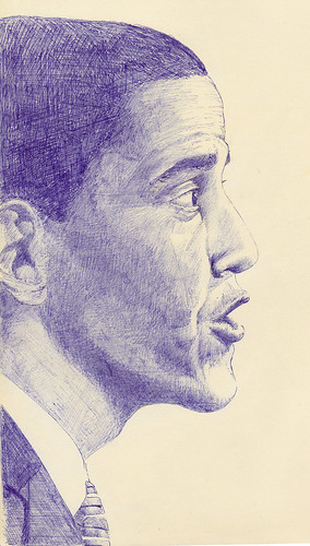 Barack by Fred Ramon