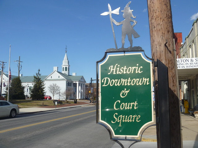 Woodstock (VA) United States  city pictures gallery : Sign In Woodstock VA For The Historic Downtown And Court Square Area ...