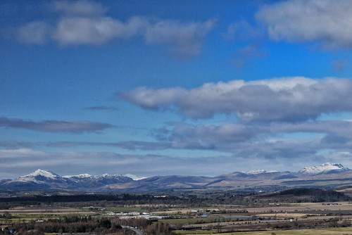 from Stirling Castle, Scotland