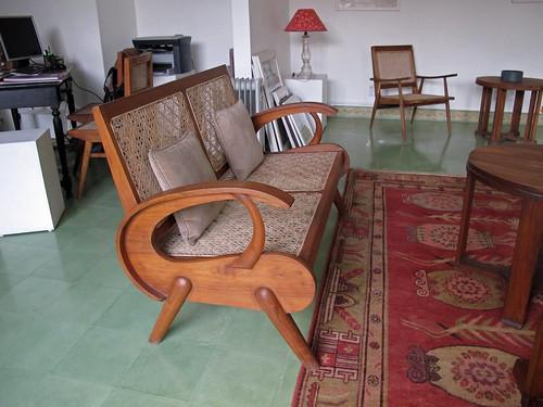 Ouno Design Wooden Chair