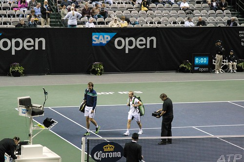SAP Open 2012 - Muller-Rochus vs. Knowles-Malisse