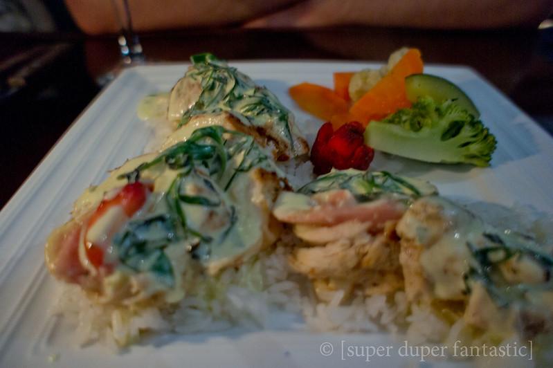 Meals in Costa Rica - Morphos Restaurant - Monteverde
