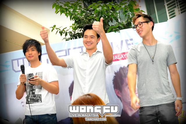 JinnyBoy, Philip Wang and Wesley Chan 2 years back haha