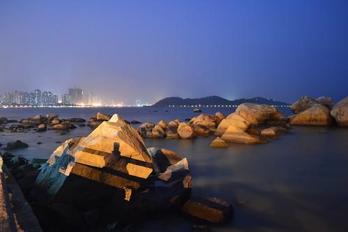 Zhuhai coast view