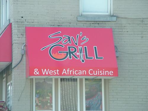 sav's grill