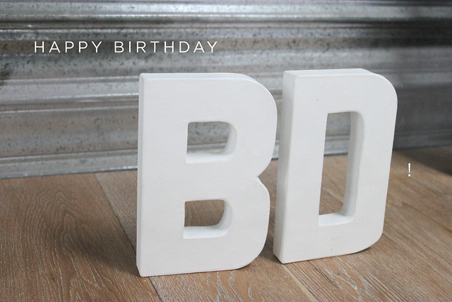 BD - birthday