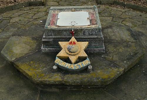 Burma Star Memorial, Morecambe 1
