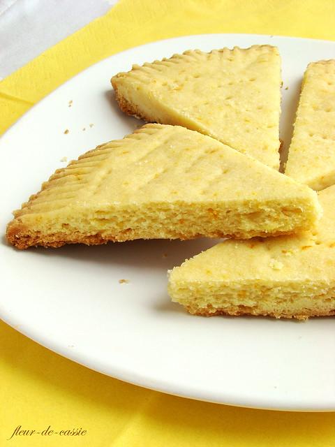 апельсиновый шортбред 3-1