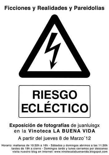 FICCIONES Y REALIDADES Y PAREIDOLIAS - PRÓXIMA EXPOSICIÓN EN LA BUENA VIDA by juanluisgx