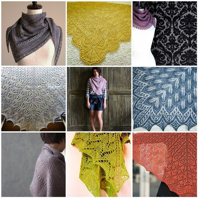 Shawl inspiration