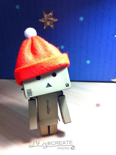 阿楞聖誕帽試版