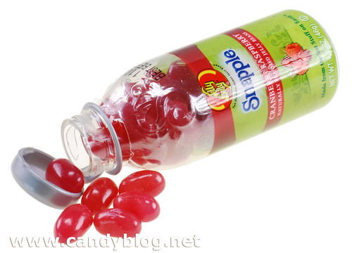 Jelly Belly Snapple Cranberry Raspberry Jelly Beans