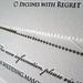Monogram Letterpress Wedding Suite