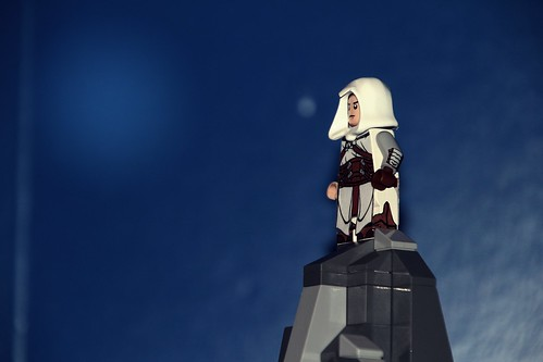Lego Assassin's Creed Altair take 3