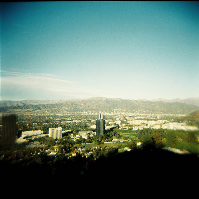 holga universal city overlook