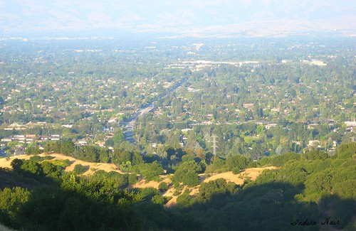 San Jose- a panoramic view
