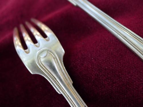 fourchettes argent by angelarune