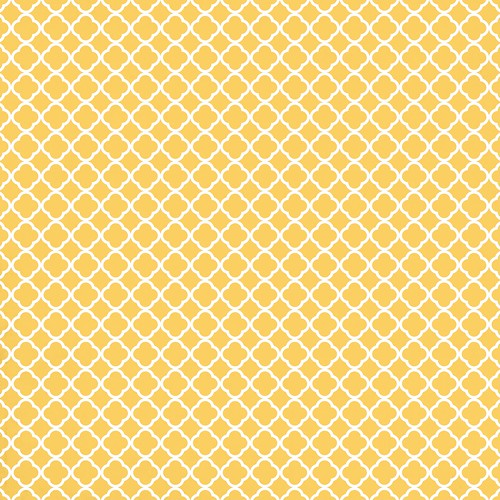 5-mango_BRIGHT_small_QUATREFOIL_SOLID_melstampz_12_and_a_half_inches_SQ_350dpi
