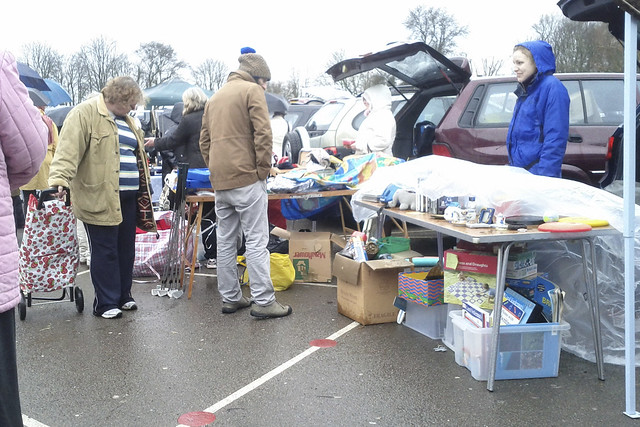 Chiswick Car Boot Sale Map