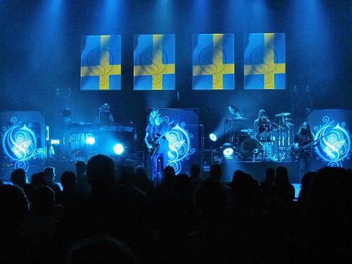Opeth 2012-04-16