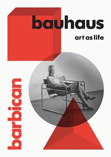 Bauhaus- Art as Life invite