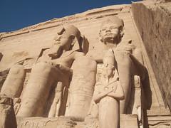 The Temple to Ramesses II at Abu Simbel (XV)