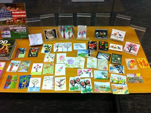 ATC @ Bishan Library Mar 2012