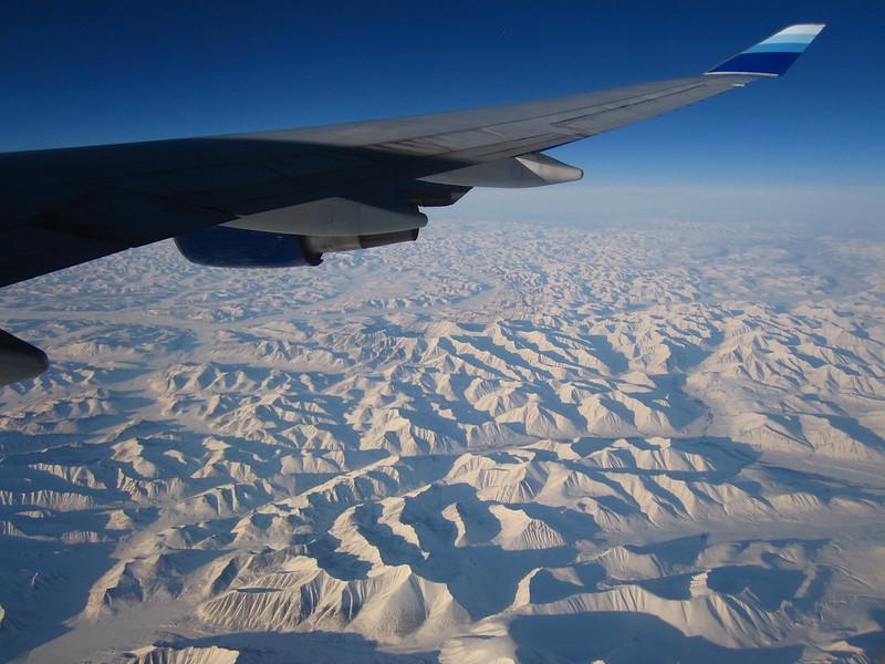 Hello, Alaska