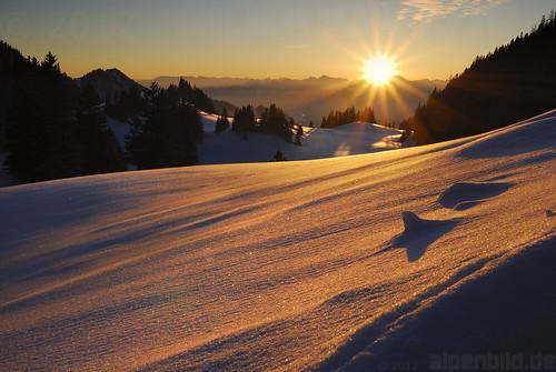schnee winter light sunset sun mountain snow mountains alps nature berg landscape bayern bavaria licht warm sonnenuntergang natur berge alpen landschaft sonne 巴伐利亚 wärme sachrang 50fav aschau chiemgaueralpen 100fav 阳 alpenbildde