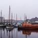 Small photo of Harbor of Emden