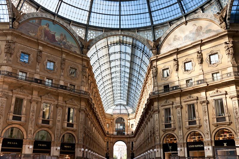 Galería Vittorio Emanuele II