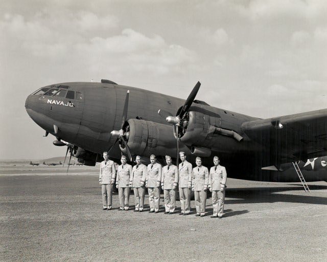 Boeing C-75 (USAAF s/n 42-88627)