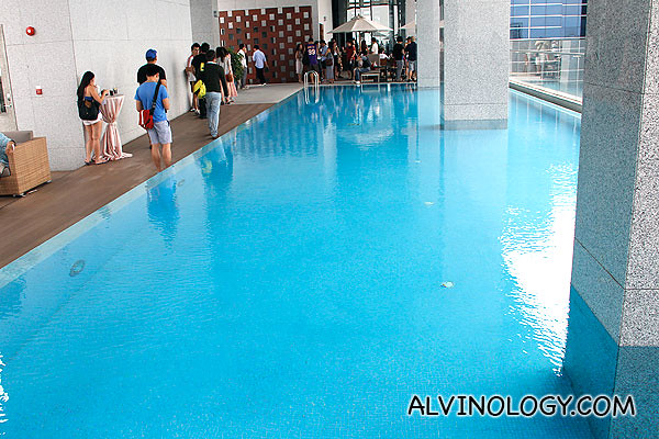 Lovely pools