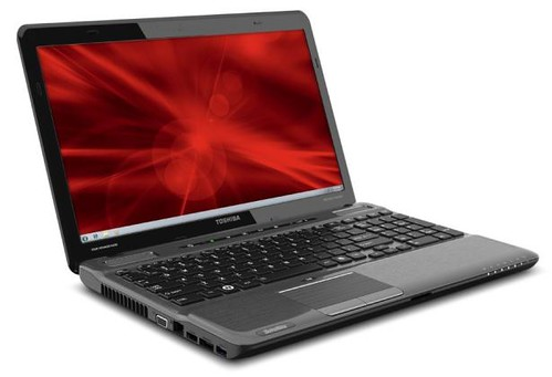 Toshiba Satellite P Series laptop
