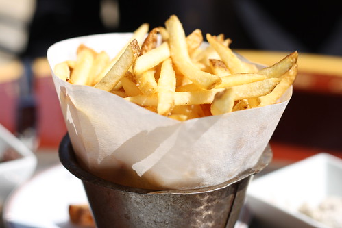 Pommes Frites at Bouchon