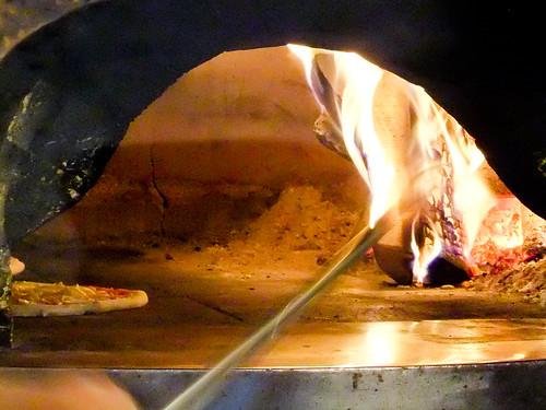 Inside the Pizza Oven, Maruzzella