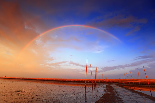 golden double rainbow 黃金霓虹 (Explored)