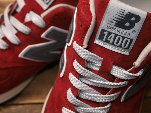New Balance for J.Crew / M1400 Made in USA [Cranberry]