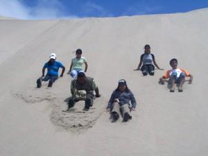 Desierto de Sechura