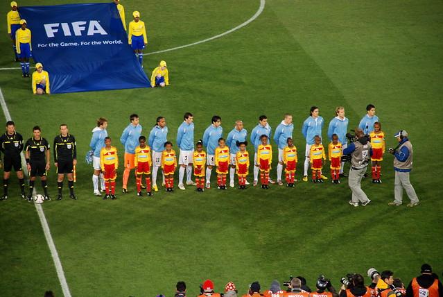 Himno de Uruguay