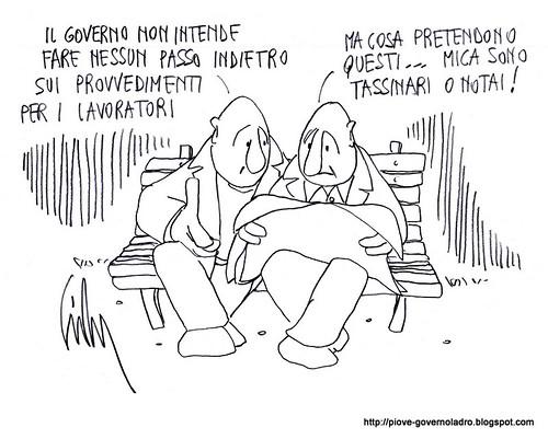 Monti: Nessun passo indietro by Livio Bonino