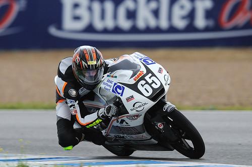 Philipp Ottl CEV Buckler Jerez 2012
