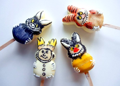 Where the Wild Things Are Peep Pops