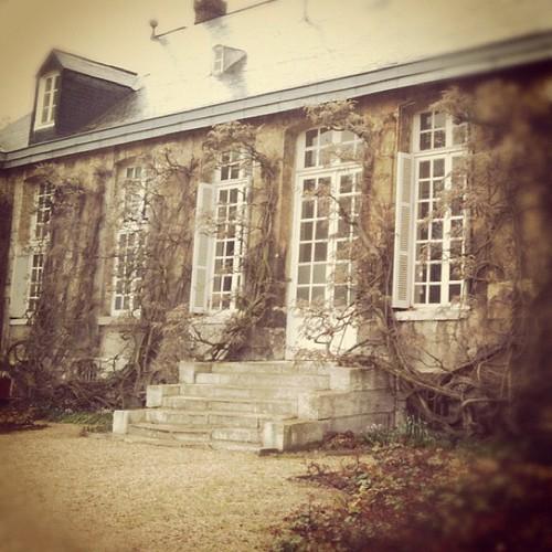 Botanic gardens by la casa a pois