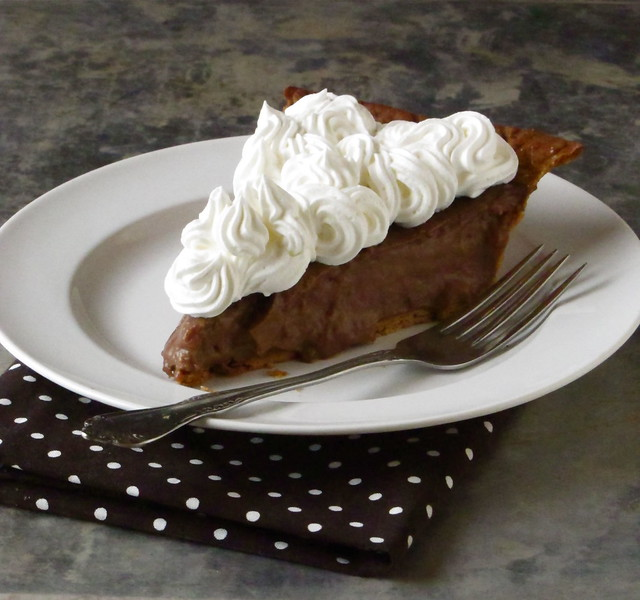 7066518139 37c107c007 z Chocolate Pie