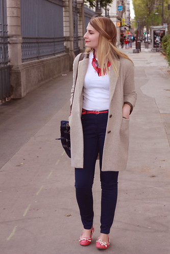 7093446573 91ebd4a1e9 ♡ Le t shirt blanc Petit Bateau ♡ Concours    Blog mode
