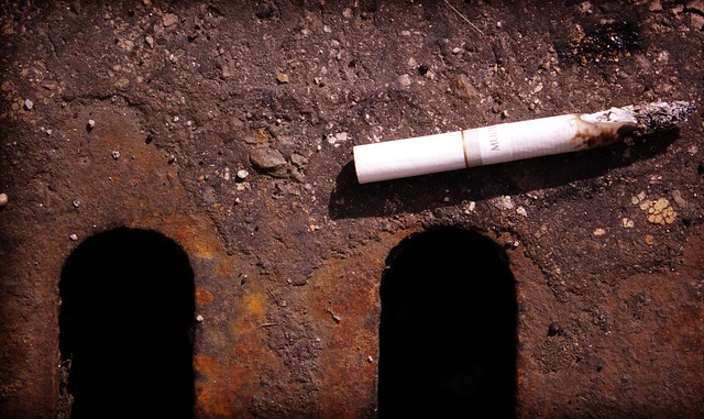 Il nonno che aiuta a smettere di fumare