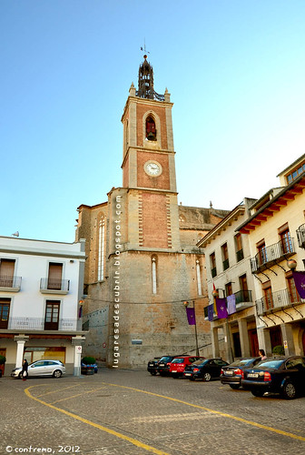 Iglesia de Santa María de Sagunto (Valencia, España)